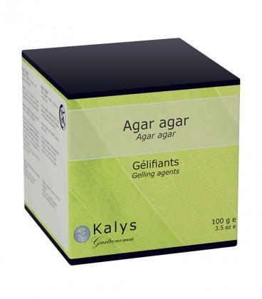 Agar-agar - Pot 100 g