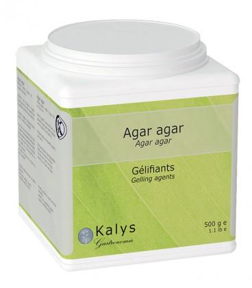 Agar-agar - Pot 500 g