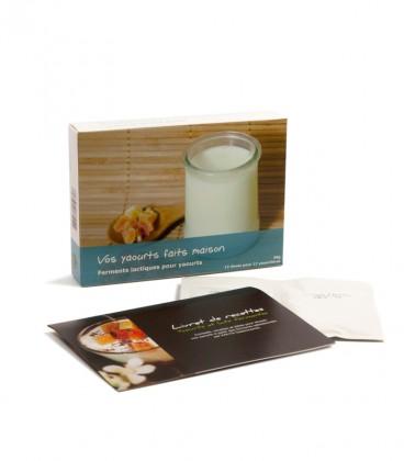 Kit ferment lactique spécial yaourt