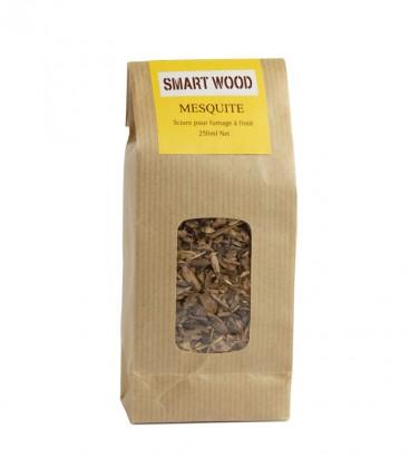 Sciures de Mesquite pour fumage - 250ml