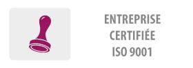 Kalys Gastronomie est certifiée ISO9001