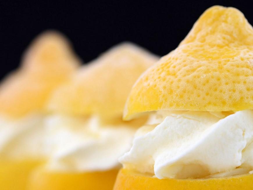 Citron givré